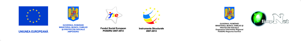 Logo institutii participante la program